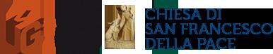 Chiesa di San Francesco della Pace di Gubbio Logo